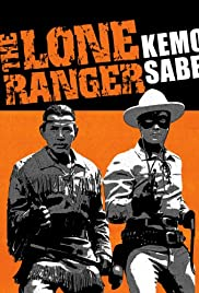 The Lone Ranger: Kemo Sabe Collection Poster