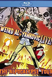 'Weird Al' Yankovic Live!: The Alpocalypse Tour Poster