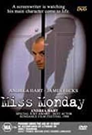 Miss Monday (1998) Poster - Movie Forum, Cast, Reviews