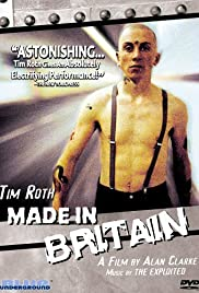 Made in Britain(1982) Poster - Movie Forum, Cast, Reviews