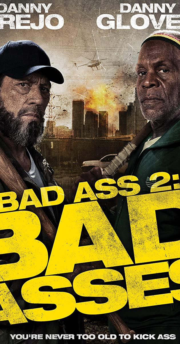 Scary Movie 2 Poster Bad Ass 2: Bad Asses (...