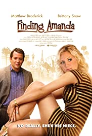 Finding Amanda (2008) Poster - Movie Forum, Cast, Reviews