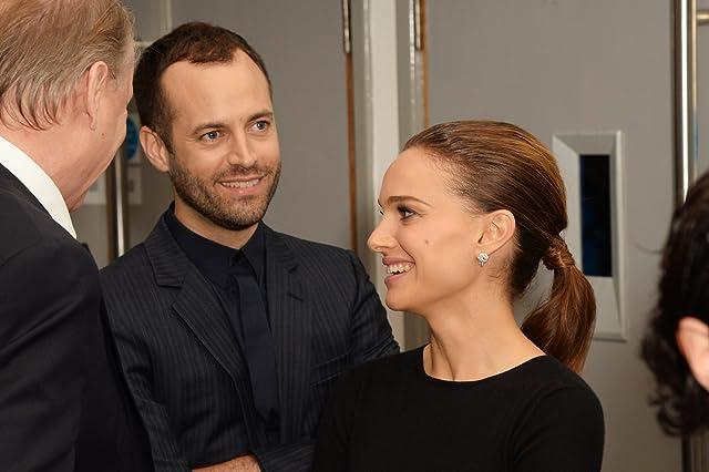 Natalie Portman and Benjamin Millepied at Thor: The Dark World (2013)