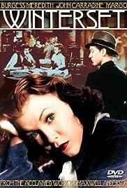 Winterset(1936) Poster - Movie Forum, Cast, Reviews