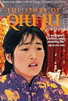 The Story of Qiu Ju (1992) Poster