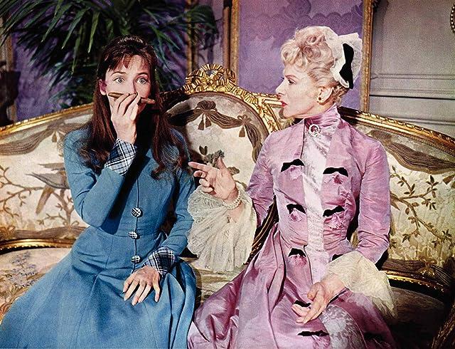 Leslie Caron in Gigi (1958)
