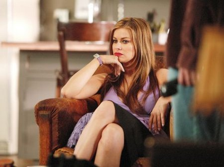 Carmen Electra in the role of Riley in