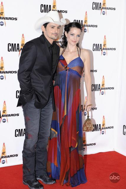 Brad Paisley in The 43rd Annual Country Music Association Awards (2009)