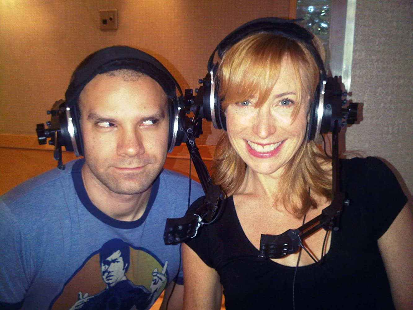karen strassman behind the voice actors