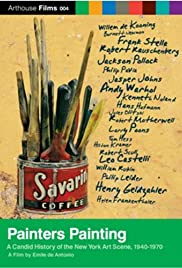 Painters Painting (1973) Poster - Movie Forum, Cast, Reviews