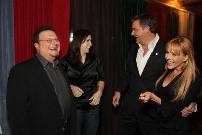Wayne Knight, Julie Benz, Lexi Alexander, and Ray Stevenson at Punisher: War Zone (2008)