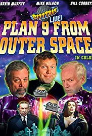 RiffTrax Live: Plan 9 from Outer Space (2009) Poster - Movie Forum, Cast, Reviews