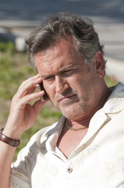 Bruce Campbell in Burn Notice (2007)