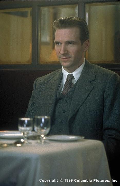Ralph Fiennes stars as Maurice Bendix