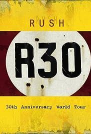 Rush: R30 Poster