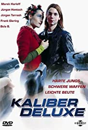 Kaliber Deluxe Poster