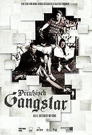 Preußisch Gangstar Poster