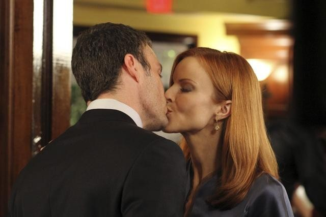 Brian Austin Green and Marcia Cross in Desperate Housewives (2004)