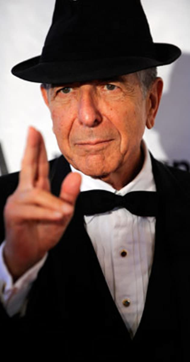 Leonard Cohen, the singing psychopath