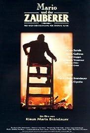 Mario und der Zauberer(1994) Poster - Movie Forum, Cast, Reviews