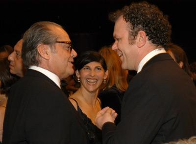Jack Nicholson and John C. Reilly