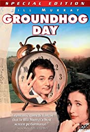 Groundhog Day: The Weight of Time Poster