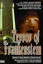 Terror of Frankenstein Poster