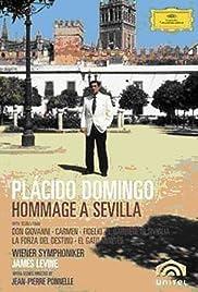 Hommage à Seville Poster