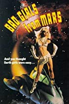 Bad Girls from Mars (1990) Poster