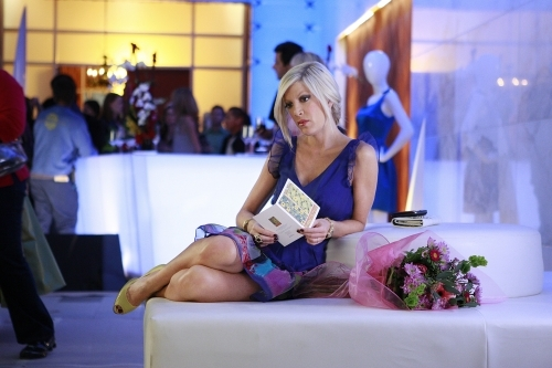 Tori Spelling in 90210 (2008)
