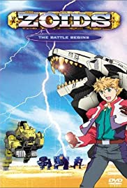 Zoids Poster - TV Show Forum, Cast, Reviews