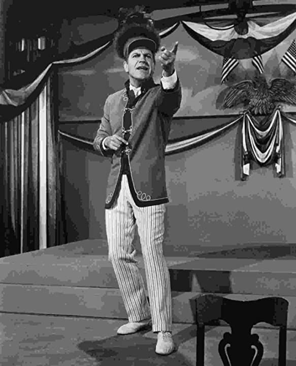 Robert Preston in The Music Man (1962)