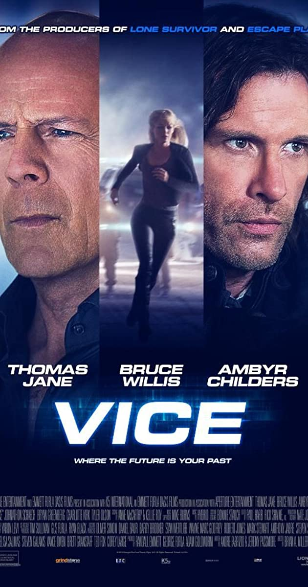 Silpnybės / Vice (2015)