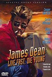 James Dean: Live Fast, Die Young (1997) Poster - Movie Forum, Cast, Reviews