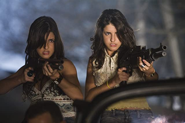 Elise Avellan and Electra Avellan in Grindhouse (2007)