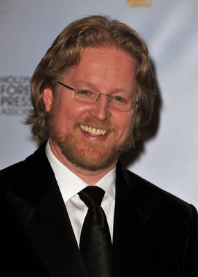 Andrew Stanton at an event for The 66th Annual Golden Globe Awards (2009)