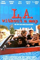 L.A. Without a Map (1998) Poster
