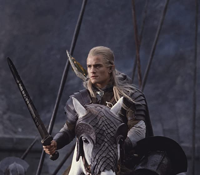 Orlando Bloom in The Lord of the Rings: The Two Towers (2002)