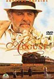 August(1996) Poster - Movie Forum, Cast, Reviews