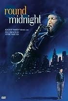 'Round Midnight (1986) Poster