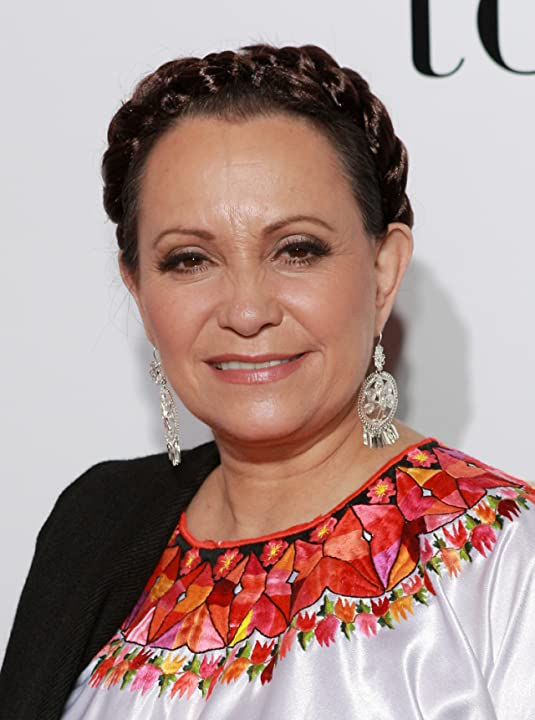 Adriana Barraza at From Prada to Nada (2011)