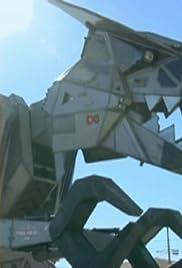 Robosaurus Poster