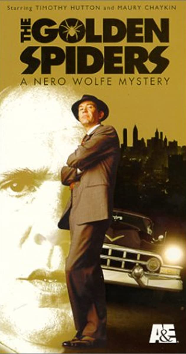 the golden spiders a nero wolfe mystery tv movie 2000