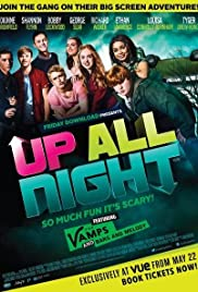 Up All Night(2015) Poster - Movie Forum, Cast, Reviews