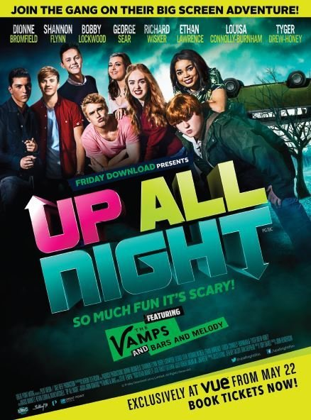 image Up All Night Watch Full Movie Free Online