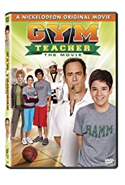 Gym Teacher: The Movie Poster