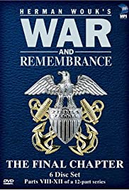 War and Remembrance Poster - TV Show Forum, Cast, Reviews
