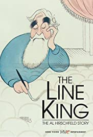 The Line King: The Al Hirschfeld Story Poster