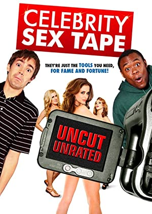 Poster Celebrity Sex Tape
