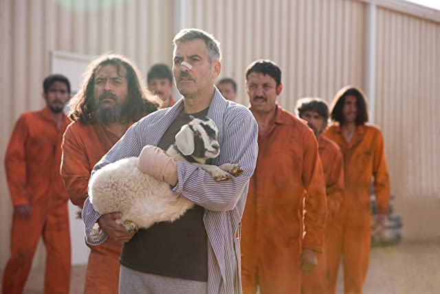 George Clooney in The Men Who Stare at Goats (2009)